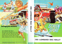 Load image into Gallery viewer, 1985 Lombard RAC Rally - Screen Sport [VHS]