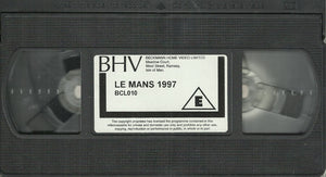 Le Mans 24 Hours 1997 - Official Highlights [VHS]