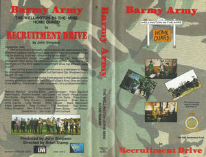 Barmy Army: The Wellington-In-The-Mire Home Guard in Recruitment Drive [VHS]
