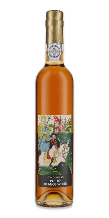 10 Years White Port Conde de Guião 50cl.