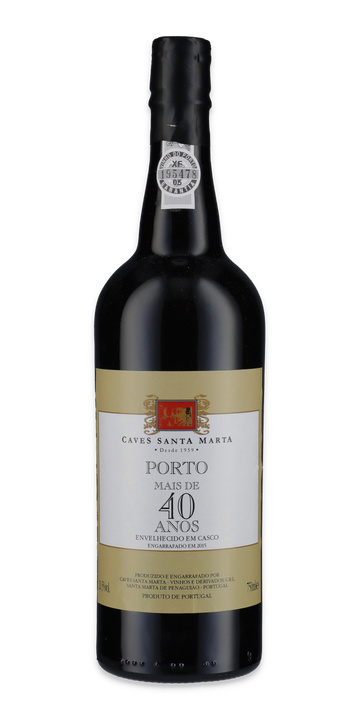 40 Years Old Tawny Port