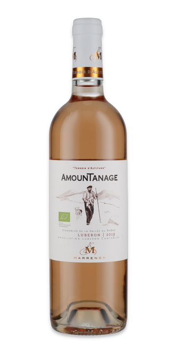 2019 Amountanage rosé