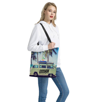 Rainier - All Over Print Sublimated - Cloth Tote Bags