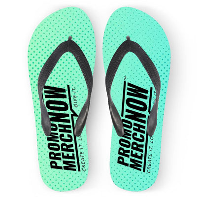 Cancun - All Over Print Sublimated - Flip Flops