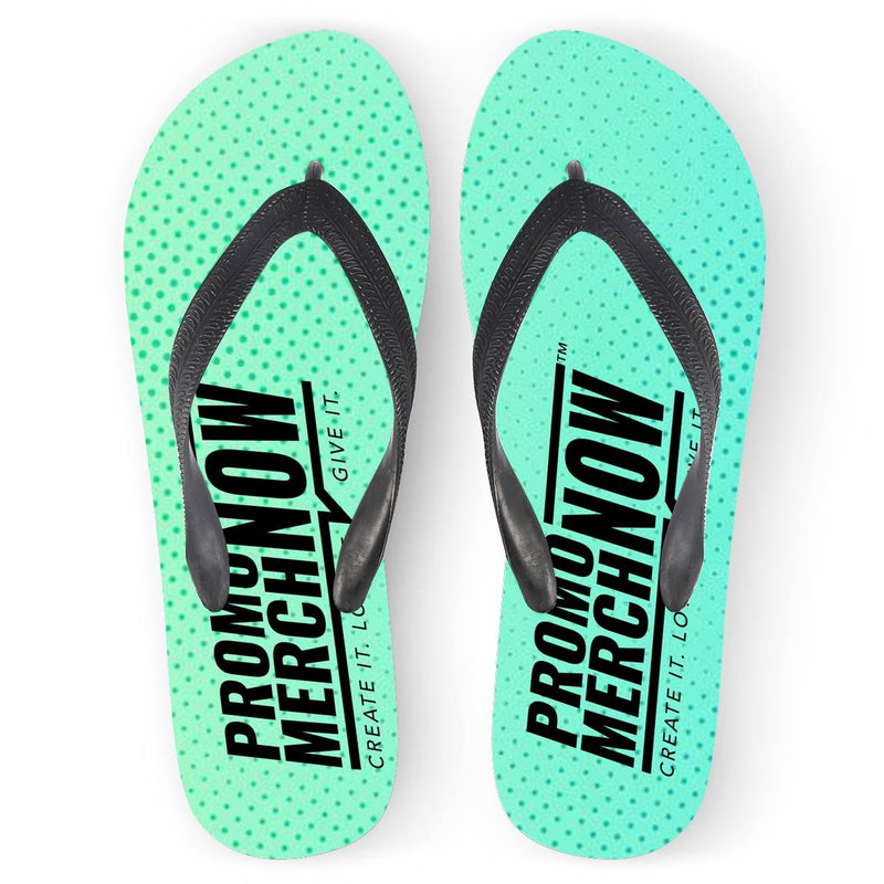 All Over Print Sublimated - Flip Flops