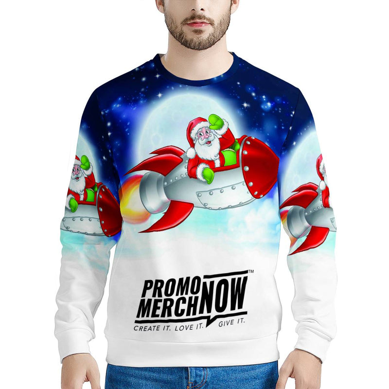 All Over Print Sublimated - Men's Sweater