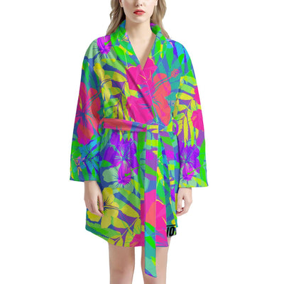 Monroe - All Over Print Sublimated - Women's Bathrobe