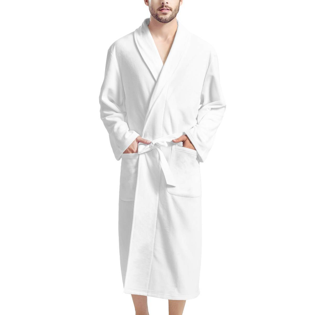 All Over Print Sublimated - Men's Bathrobe