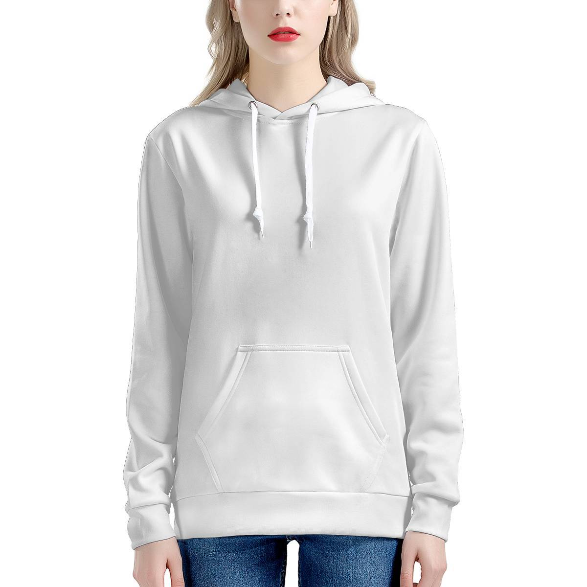 All Over Print Sublimated - Women's All Over Print Hoodie