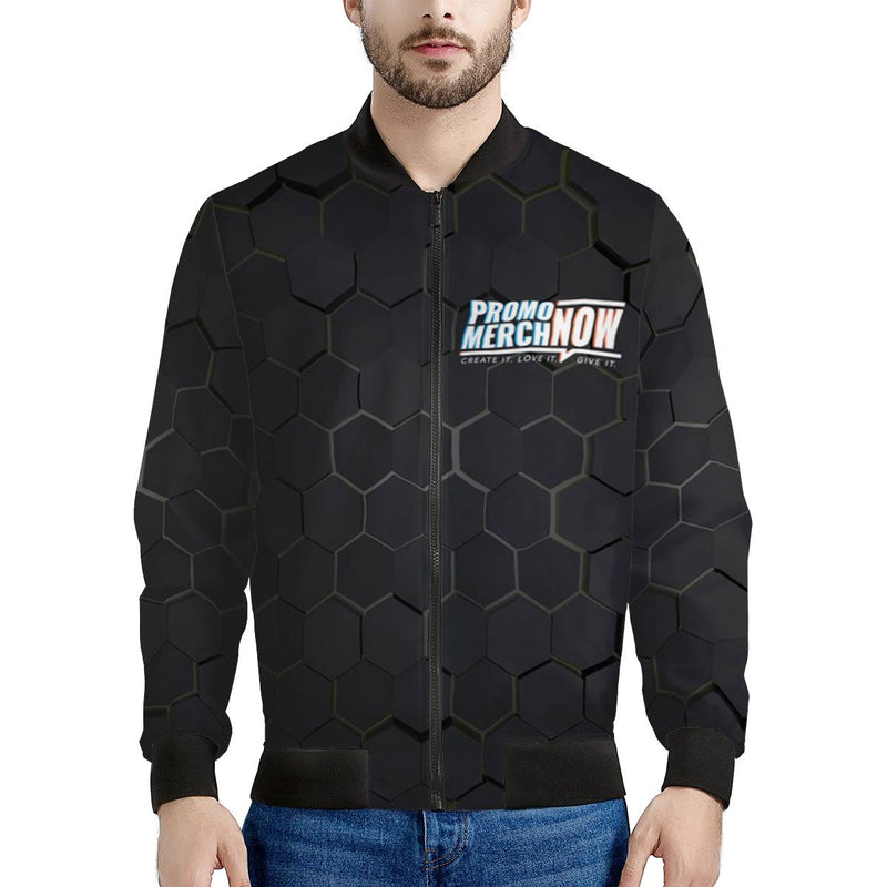 Maverick - All Over Print Sublimated - Men's Bomber Jacket