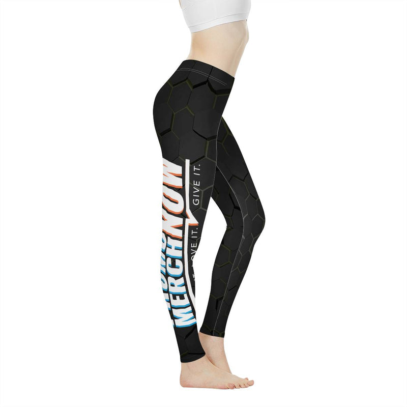 All Over Print Sublimated - Women's Leggings