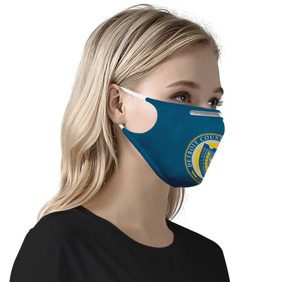 Detroit Sample Loop-cut Respirator Mask