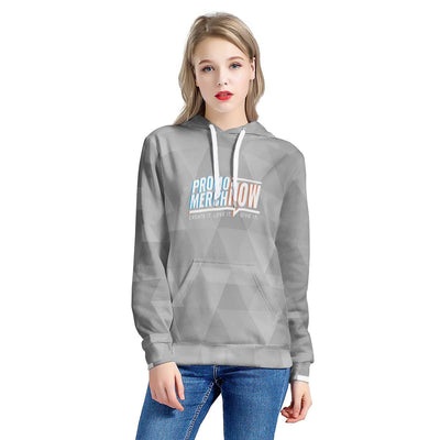 Missy - All Over Print Sublimated - Women's All Over Print Hoodie