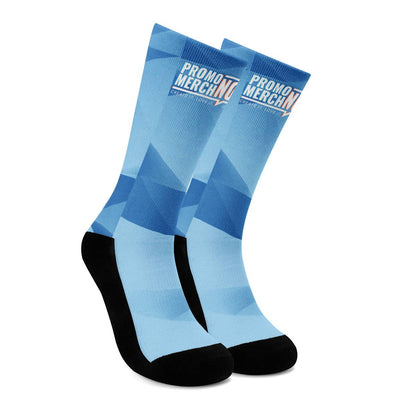 Crew - All Over Print Sublimated - Socks