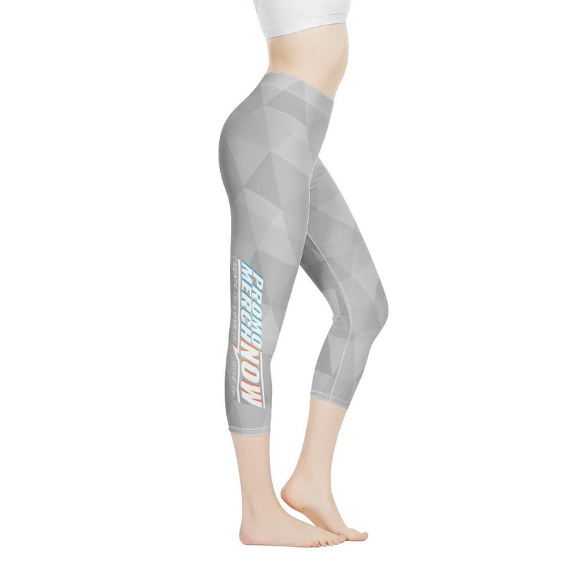 All Over Print Sublimated - Women's Capris