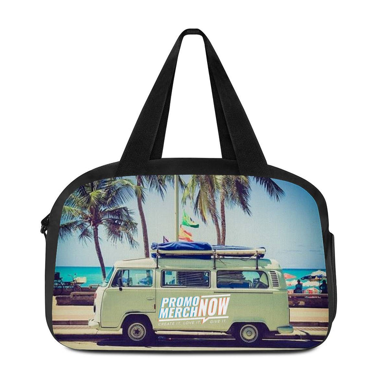 All Over Print Sublimated - Travel Luggage Bag