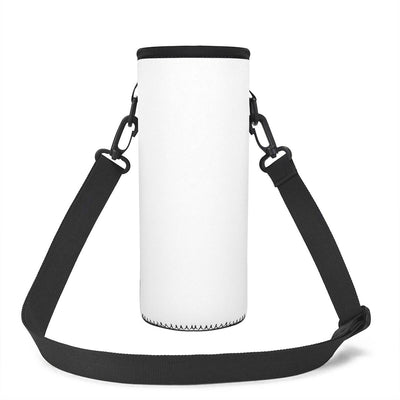 All Over Print Sublimated - L Water Bottle Carrier Bag