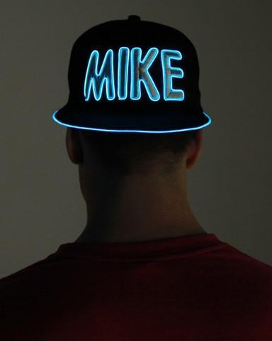 Custom Light Up Hat