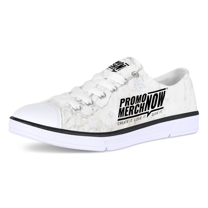 All Over Print Sublimated - Kids Low Top EVA Canvas Shoes