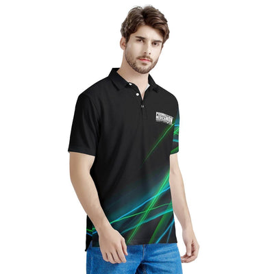 Peyton - All Over Print Sublimated - Men's All Over Print Polo Shirt