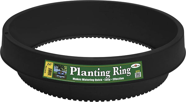 24 inch Planting Rings - 3 Pack ($44.97 + shipping), 6 Pack ($99.97 free shipping) and 14 pack ($199.97 free shipping)