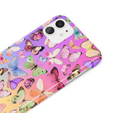 Mix Butterfly Phone Case