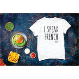 I Speak French Fries T-Shirt