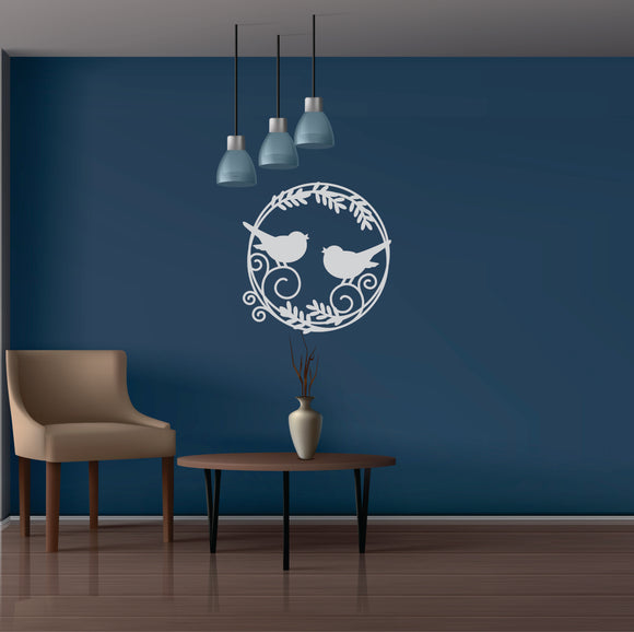 Birds  Vinyl Wall Art
