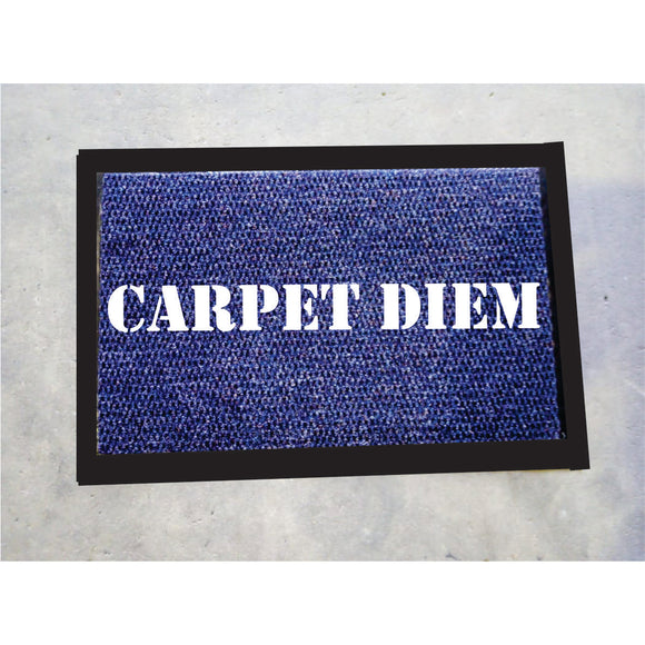 Carpet Diem Door Mat