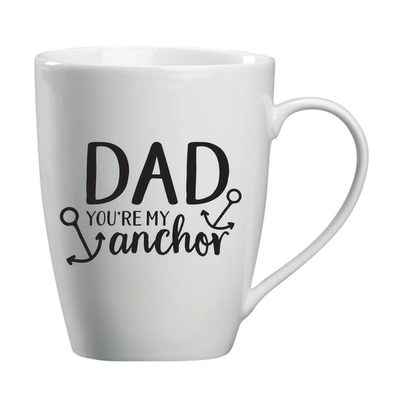 Dad Anchor Mug
