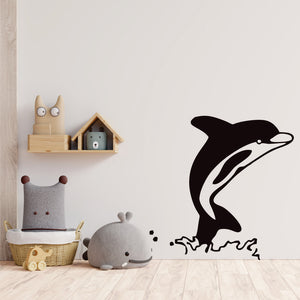Dolphin Vinyl Wall Art