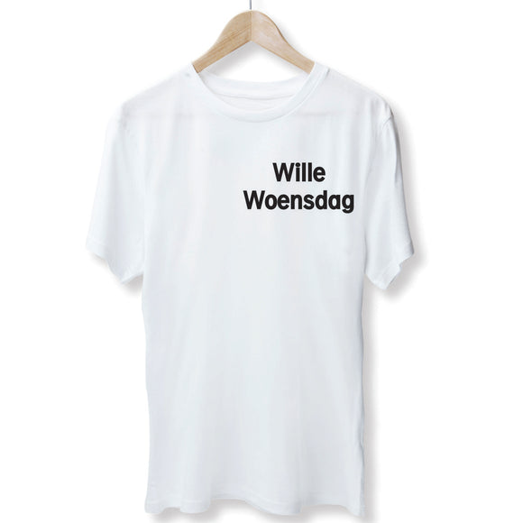 Wille Woensdag T-Shirt