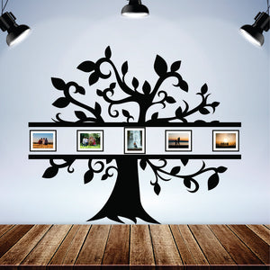 Family Tree 2 Vinyl Wall Art