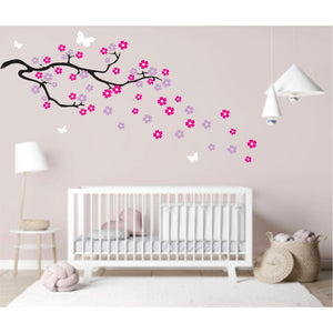 Nursery Tree Vinyl Wall Art