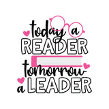 Today A Reader Art Print