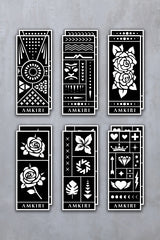 AMKIRI 10 ml & Variety tattoo set