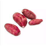 Vegetable 500g Organic Purple Sweet Potato