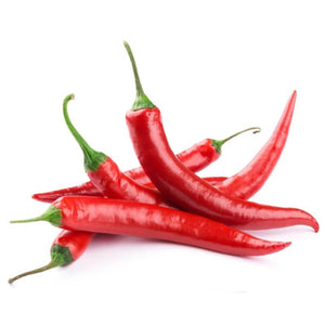 Vegetable Pesticide-free Large Red Long Chilli (200g)