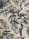 Cotton Twill Prints - Ocean Floral