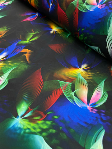 Satin Silk Stretch Digital - Fantasia 03
