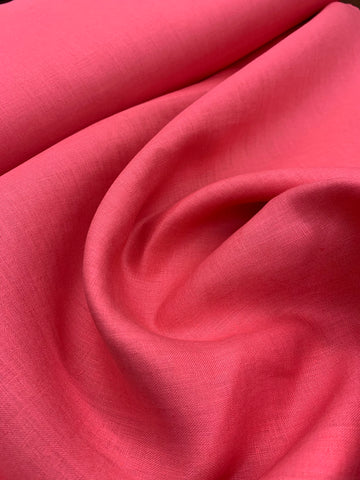 Irish Linen - Fuchsia