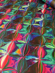 Satin Armani Digital Prints  - Multi 01