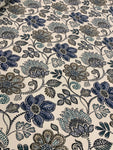 Cotton Twill Prints - Floral Mosaic