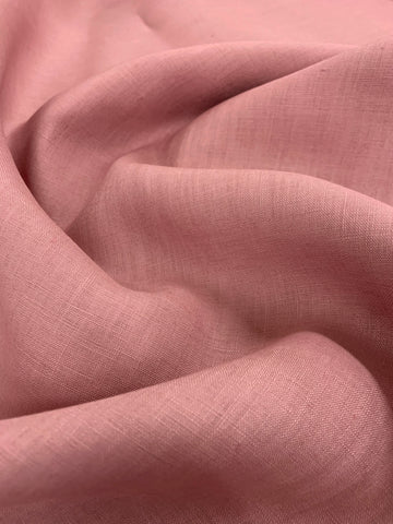 Irish Linen - Dusty pink