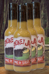 Smokey Jal Hot Sauce — 4 Pack