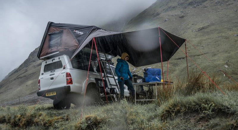 BUILDING A HILUX FROM NORDKAPP, NORWAY TO CAPE TOWN, SOUTH AFRICA: FOUR WHEELED NOMAD