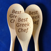 Load image into Gallery viewer, Wooden Spoons (Yiayia's Koutales)
