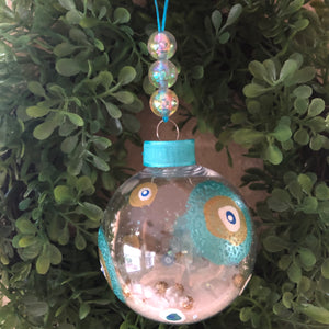 Christmas Ornamaments-Handpainted