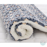 Cushion blanket for cats kittens soft warm summer winter