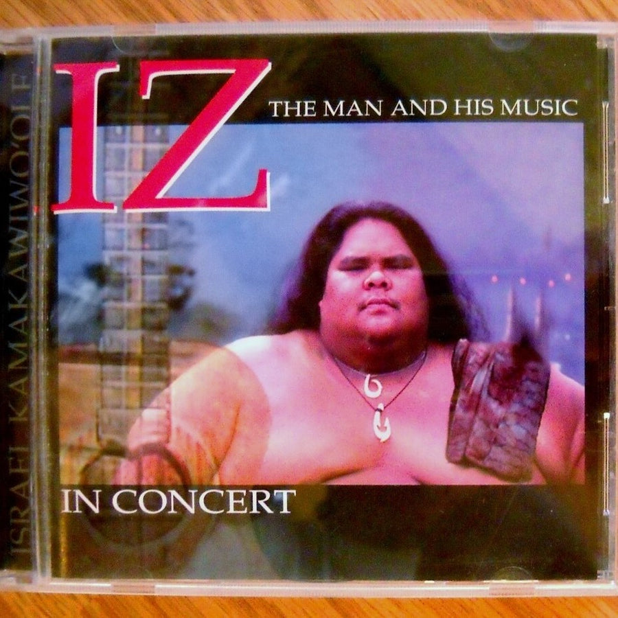 IZ—The Man And His Music-In Concert